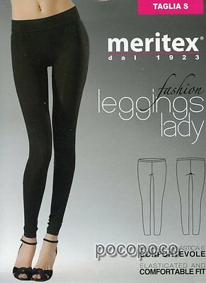 Leggings Donna Vita Bassa Meritex Art. 3705
