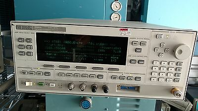 AGILENT - HP 83650A Synthesized Sweeper Signal Generator, 10MHz to 50GHz