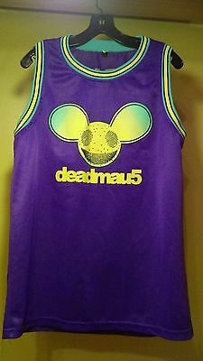 Deadmau5 jersey size Medium