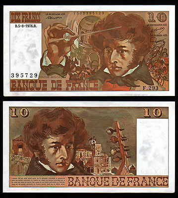 Billet France - 10F Berlioz - 06.07.78 - NEUF