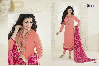 Pakistani Indian shalwar kameez semi-stitched dresses for EID wedding party