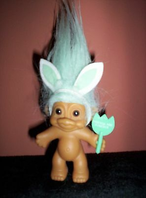 """Troll Doll     """"friends Are Forever"""""""