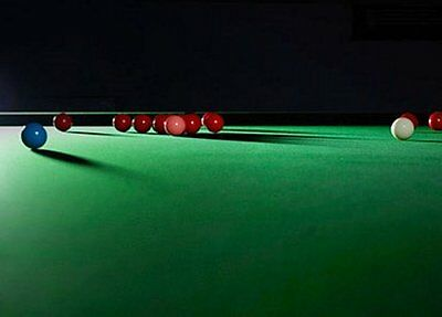 "Hainsworth ""MATCH"" Snooker Cloth for 7ft, 8ft, 9ft, 10ft and 12ft tables"