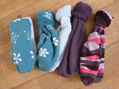 Ladies snowboarding socks size 6-8 new and used