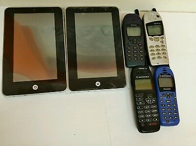 Mobile Phones And Tablets Job Lot