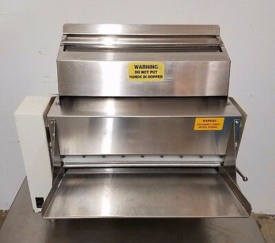 Anets SDR-42 Counter Top Dough Roller - Sheeter - Clean - Nice Shape - 115 volts