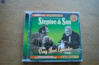 Steptoe and Son. BBC Comedy CD.