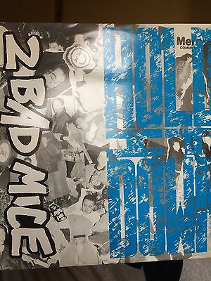 2 Bad Mice Movein Shadow Records 1991 Bomb Scare,Ware Mouse,Hold It Down