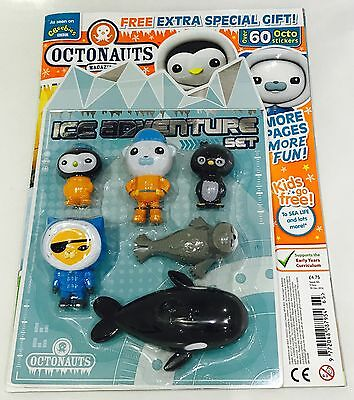 Octonauts Magazine #65 - Free Extra Special Gift! (Bumper Special Issue!)