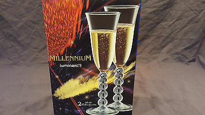 Luminarc Millenium Glasses