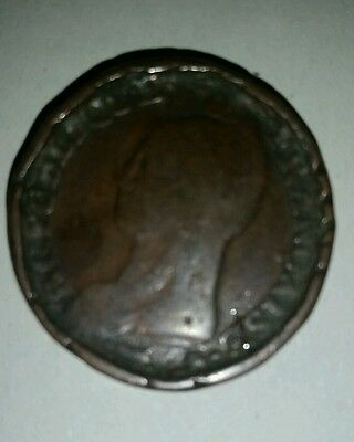 vintage coin maybe french