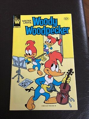 Woody Woodpecker 201 Vf-Nm  1983 Comics Book See Photos