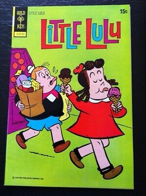 Gold Key Little LULU #210 File Copy-SEE PHOTOS