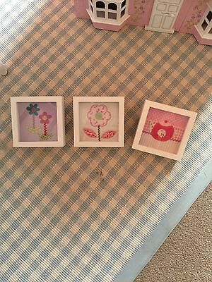 Child's Laura Ashley Picture Frames