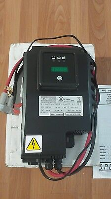 New Tennant  36Volt/20Amp Battery Charger # 1066118.  List $478.00