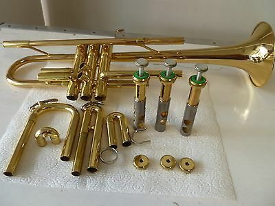 Yamaha Ytr-6310B Trumpet In Excellent Condition.