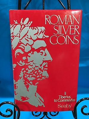 Roman Silver Coins II Tiberius to Commodus By : Seaby
