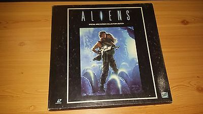 ALIENS Special Edition LASERDISC. 4 Disc. NTSC. Boxed with Paperwork.