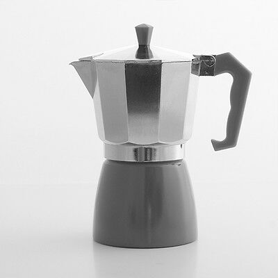 Cafetiere Italienne Cafetiere Ancienne Gris