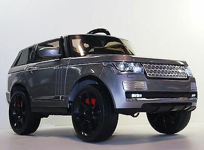 Kids Ride On Car RANGE ROVER SUPERCHARGED Style Ride On Car With Remote Control