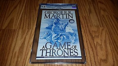 George R.R. Martin's A Game of Thrones #1 (2011, Dynamite Entertainment) CGC 9.8