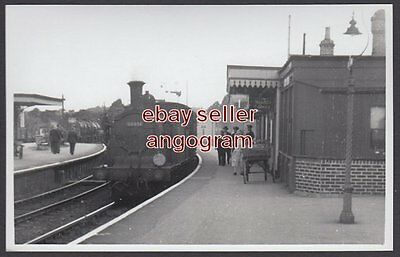 DORSET PHOTOGRAPH - Broadstone Junction Railway Station (1)