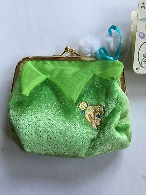 Disney Tinkerbell Snap Coin Purse