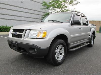 2005 Ford Explorer Sport Trac  2005 Ford Explorer Sport Trac XLT 4X4 Loaded Serviced Extra Clean Great Find