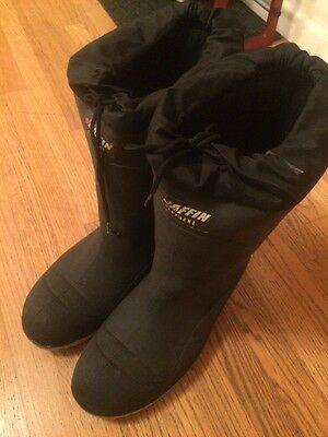 BAFFIN Winter Boots,PAC Protected Toe,Oarprene, Size 14, EH Rated