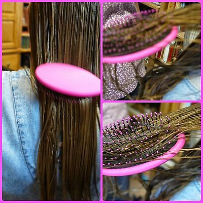 """New The Wet Brush """"happy Hair"""" Collection Detangling Child Girls Brush Comb 2017"""