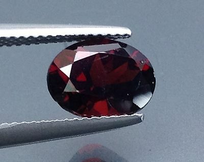 3.30Cts Excellent Cutting !! Natural Red Garnet  Loose Stone Gems (5324)