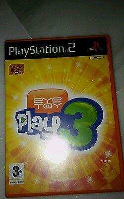 Juego Ps 2 Eye Toy Play  3
