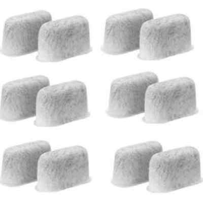12 Charcoal Water filters Replacement For Cuisinart Coffee Part DCC-RWF