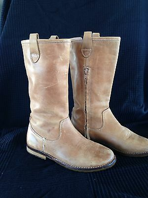 Country Road Girls Boots Size 33