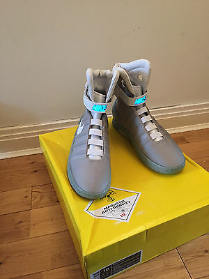 Marty McFly's Back to the Future 2 Cosplay Trainers