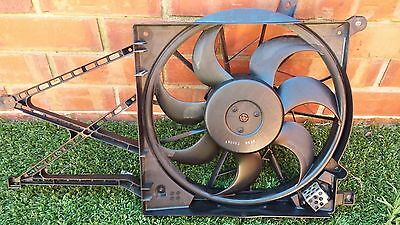 Holden Astra Thermo Fan 98-05, Ts, Radiator