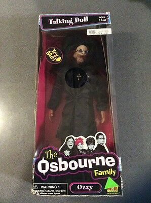 Ozzy Osbourne, Crazy Train, Talking Doll,