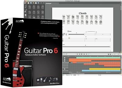 Arobas Music Guitar Pro 6 (boxed)