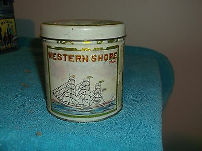 Clipper Brand Metal Tin Can Free Shipping