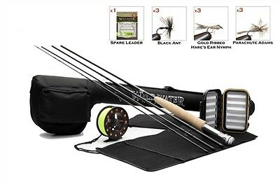 Wild Water Fly Fishing Complete 5/6 Fly Fishing Starter Package