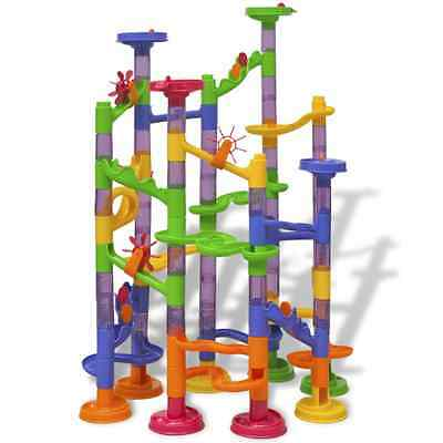 Kids Children's Marble Run Building Toys Marble Track Sets