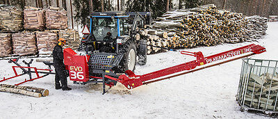 NEW Pilkemaster EVO36TR Firewood Processor (for tractor PTO)