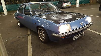 1978 mk1 cavalier ford pinto powered no swaps wink wink