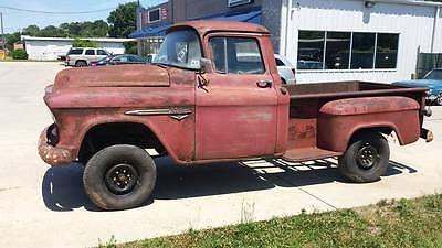 1955 Chevrolet Other Pickups  1955 chevy truck pick up project Hot rat rod custom c10 task force 56 57 58 59