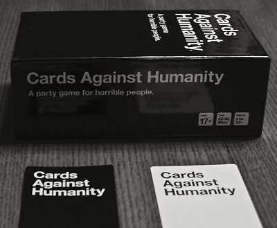 New Details about Cards Against Humanity 550 Card Full Base Set Pack Party Game