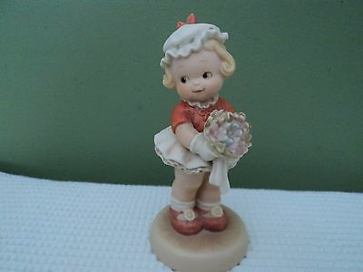 """Memories Of Yesterday """"I'm The Girl For You"""" Figurine"""