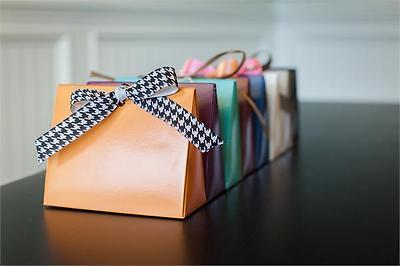 Triangle Photo/USB Tote package of 10