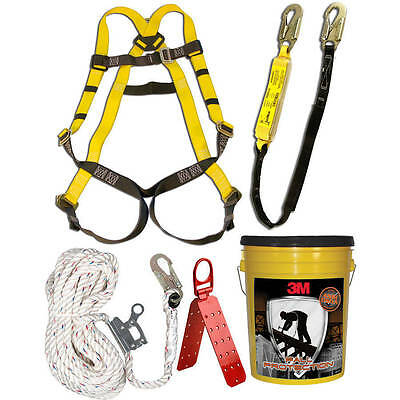 3M Safety Harness Roofing Kit 20058