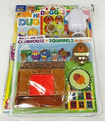 HEY DUGGEE Magazine #12 - DOUBLE GIFT SPECIAL! (BRAND NEW)(GREAT FOR XMAS)