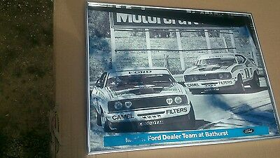 Allan Moffat Xc Coupe Bar Mirror Genuine Ford Item Out Of Dealership Rare